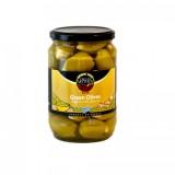 Зеленые оливки фаршированные миндалем (720 ml)