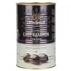 Оливки Каламата Latrovalis с косточкой 2,5 кг