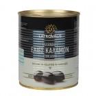 Оливки Каламата Latrovalis с косточкой 400 гр