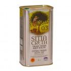Масло оливковое Extra Virgin «Sitia Creta 0.3» 1л/ж.б