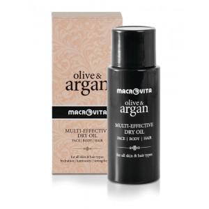 Мультиэффективное сухое масло для лица, тела и волос