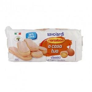 Печенье Савоярди «Montebovi» 400гр